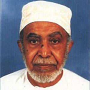 Sheikh Ali Muhsin Al-Barwani
